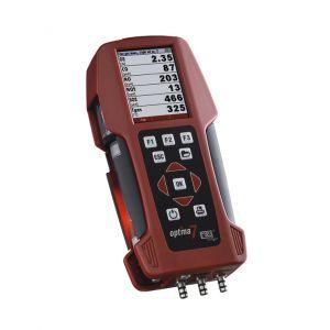 Analizzatore multigas fino a 7 sensori per combustione e biogas