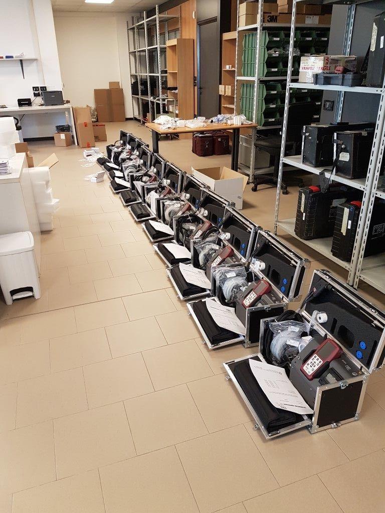 Analisi gas di scarico motori di cogenerazione