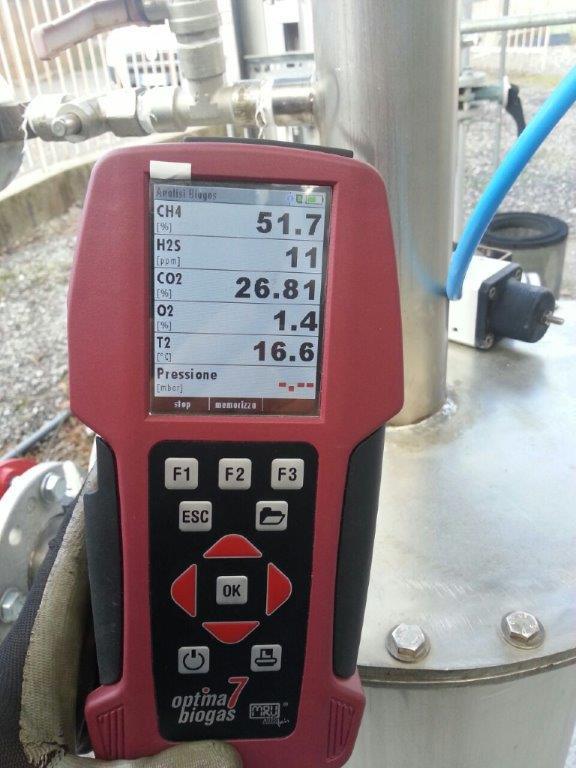 Analisi biogas in discarica e su impianti di digestione anaerobica