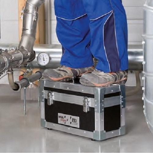 Analizzatore gas per caldaie e bruciatori